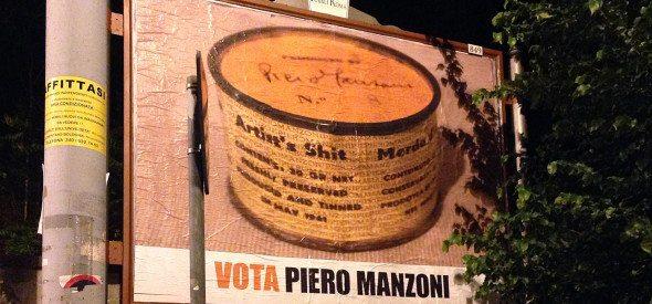 Iginio De Luca, o le incursioni urbane che spezzano la monotonia